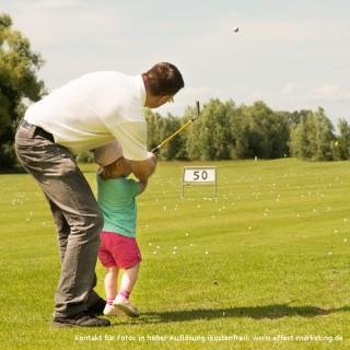 Golferlebnis für Klein und Groß